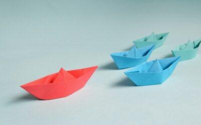Sind bei Ihnen noch Papierschiffe unterwegs?